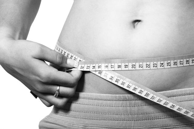 המסת שומן הצרת הקפים
